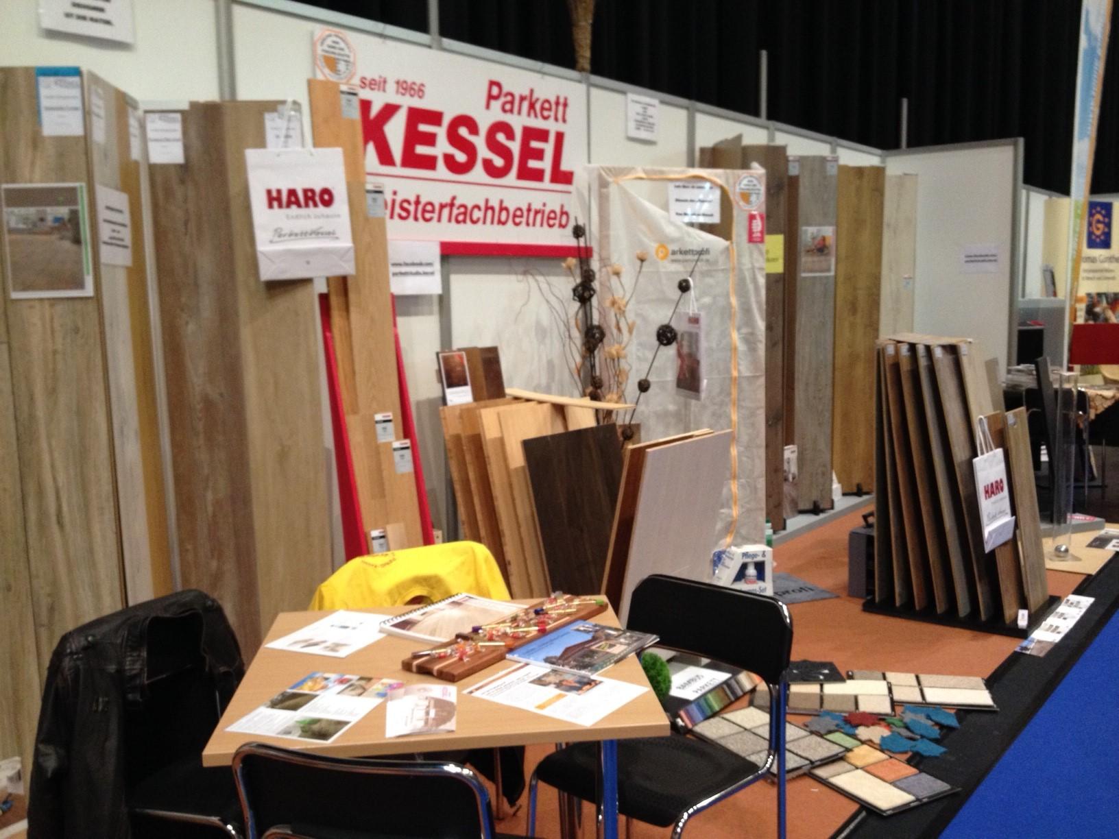 Messetage: Bauen, Wohnen, Energie Oktober 2014