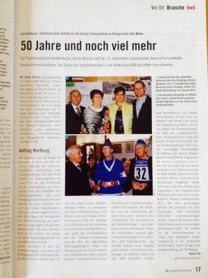 """Boden-Wand-Decke: Artikel: """"50 Jahre und noch viel mehr"""" von Walter Pitt"""