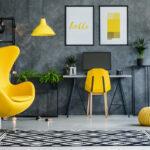 Innenraumgestaltung mit Parkett Kessel - in 2021 dominieren Grau- und Gelbtöne