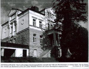 Bundespreis Denkmalpflege Thüringen 1995