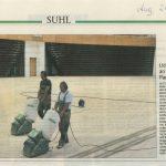 Presseartikel Freies Wort Suhl 2011