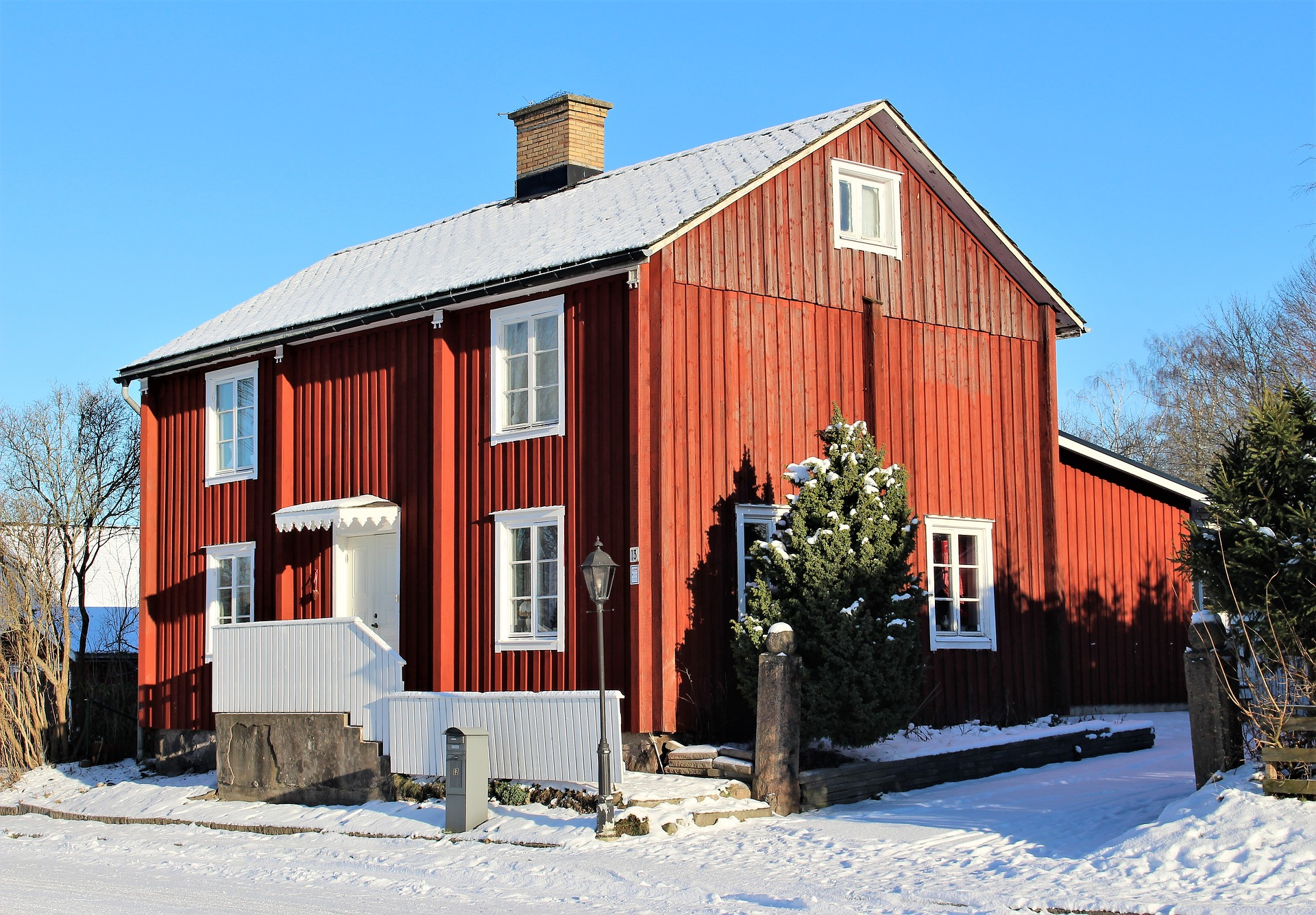 Wintercheck an Ihrem Eigenheim