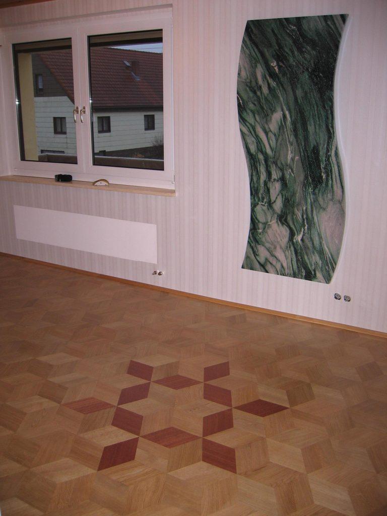 Wohnzimmer Rautenparkett 23. Weihnachtstipp