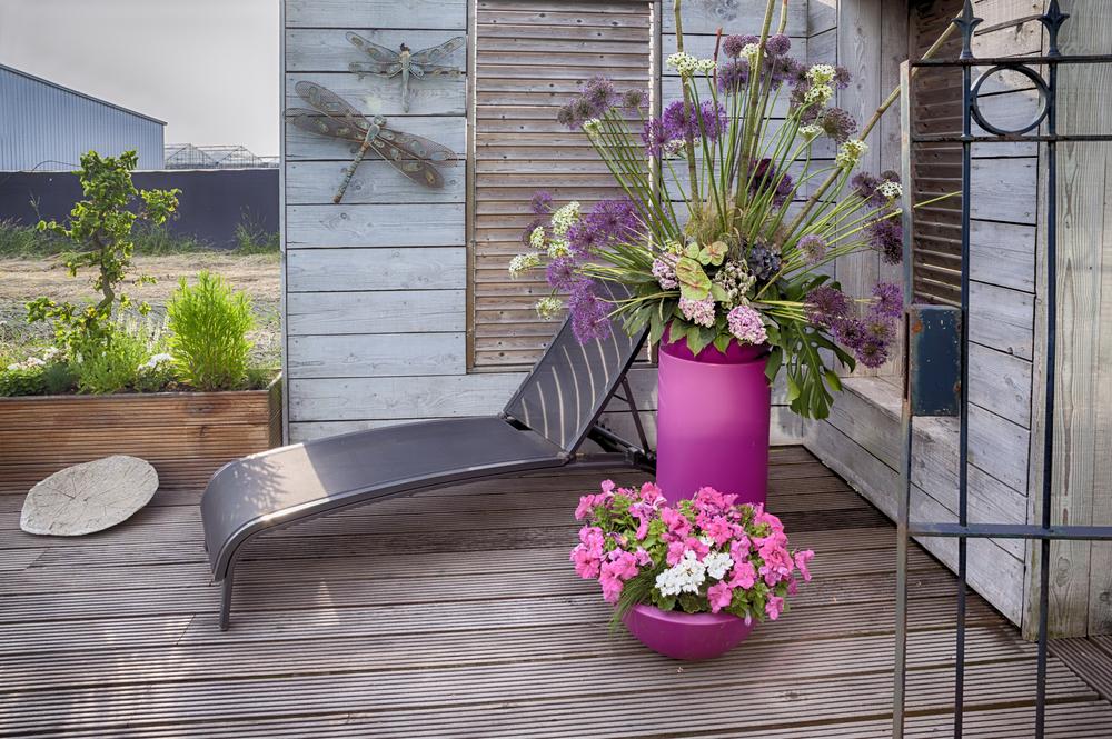 Mit diesen 6 Tipps erwecken Sie Ihre Terrasse aus dem Winterschlaf!