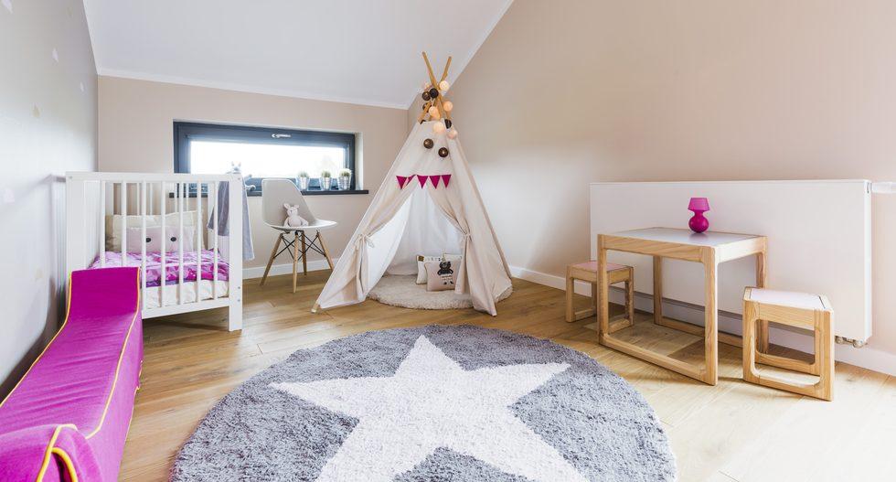 8 + 9 kreative Einrichtungsideen für Kinderzimmer