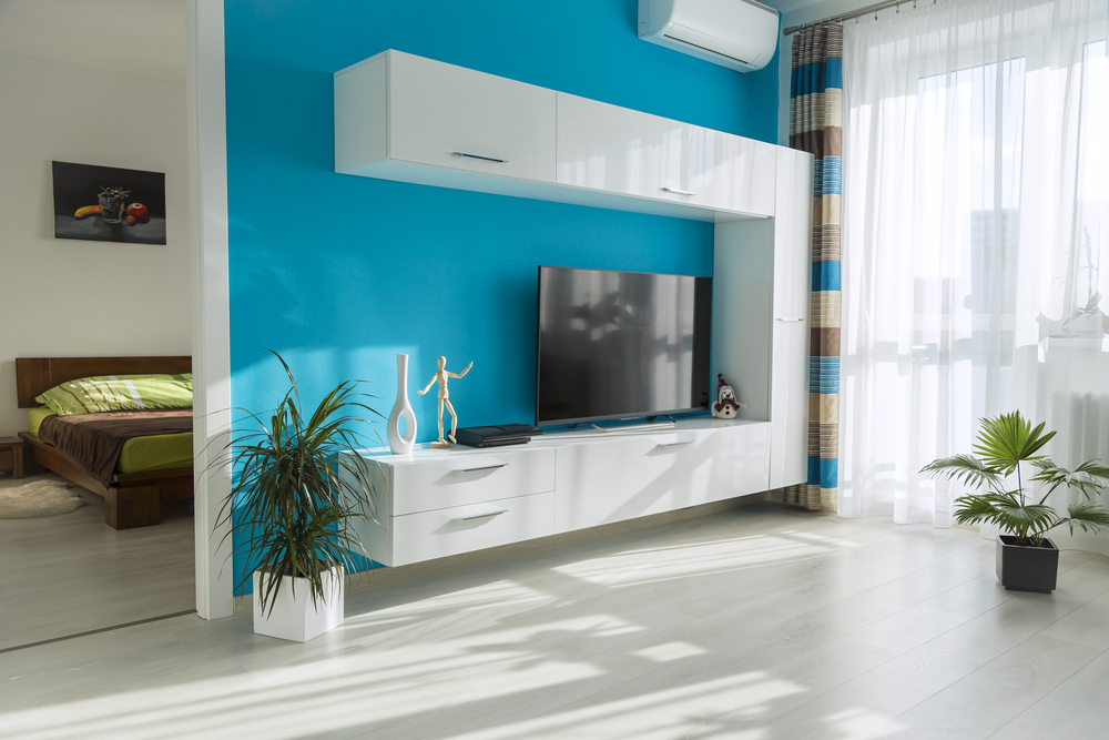 Classic Blue Farbe des Jahres 2020 in der Innenraumgestaltung