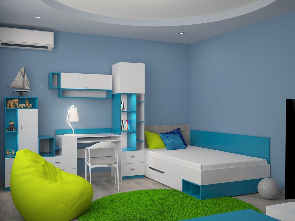Wie Sie ganz einfach ein #Kinderzimmer einrichten!