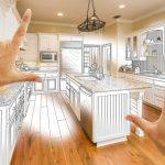 Küchen einrichten unter vierschiedenen Gesichtspunkten