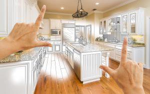 Küchen einrichten unter vielen Gesichtspunkten