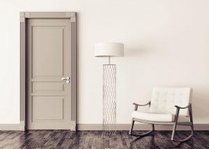 Wirkungen von Türen, Innentüren